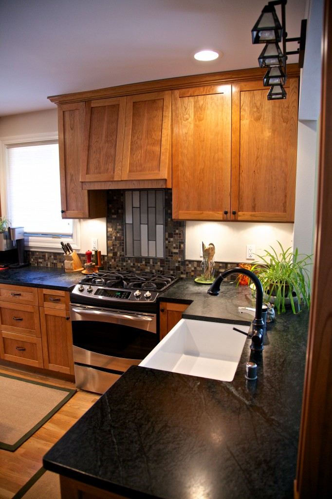 Custom Home Kitchen Remodeling Tacoma New Pioneer